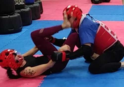 adult self defense class
