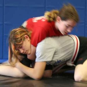 junior martial arts class
