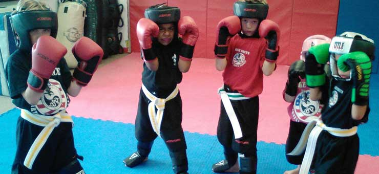 Little Dragons Kids Martial Arts