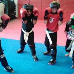 little dragons martial arts class